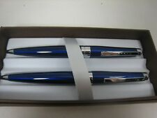 NEW Cross Stylo Bille Ball Point Pen & Pencil Gift Set