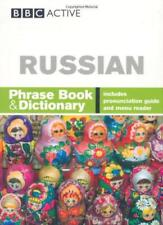 Russian Phrase Book and Dictionary by Dr Elena Filimonova | Paperback Book | 978