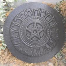 Gostatue MOLD celtic decor plastic pentagram in frame mold