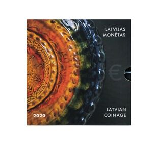 Latvia 2020 2 euro 2 € coin set The Latgalian Ceramics commemorative coin