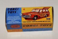 Reprobox Corgi Toys Nr. 491 - Ford Consul Cortina Super Estate Car