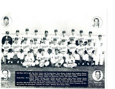 1959 PORTLAND BEAVERS PCL TEAM 8X10 PHOTO  BASEBALL AAA OREGON