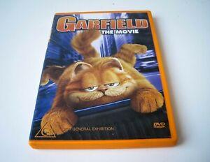 GARFIELD: THE MOVIE - DVD