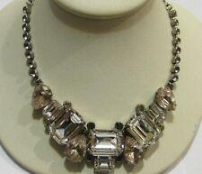 Sorrelli Snow Bunny Necklace NCT13ASSNB Antique silver  tone