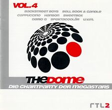 THE DOME VOL. 4 / 2 CD-SET - TOP-ZUSTAND