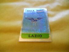 FIGURINE PANINI-CALCIATORI 89-90-LOGO-BADGE-BANDIERA LAZIO 193-N.-1989/1990