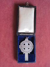 Hanovre croix pour fidélité-services de la chambre d'agriculture dans étui