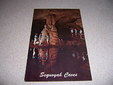 1960s MIRROR LAKE in SEQUOYAH CAVES HAMMONDVILLE ALABAMA VTG POSTCARD