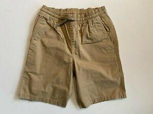 "Vans New Range Khaki Kids 17"" Shorts Boy's Youth Medium (10-12)"