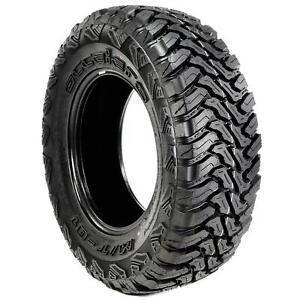 4 x 31x10.50R15LT Accelera MT-01 off road mud terrain New Tires LRC  6PR BSW