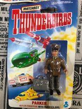 Matchbox Thunderbirds Parker With Parker's Bag Action Figure 1992 #2
