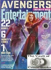 Entertainment Weekly #1506/1507 March 16-23, 2018 VG ID #26