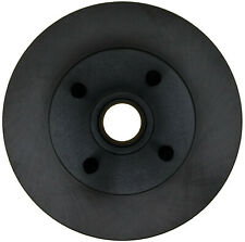Disc Brake Rotor and Hub Assembly-Non-Coated Front ACDelco Advantage 18A28A
