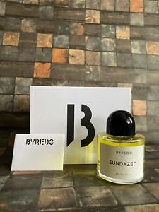 Byredo Sundazed Eau De Parfum Spray 3.3 fl.oz. 100 ml New Sealed Box
