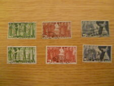 Switzerland 1938 SG388-90 Catalogue Value £34+ Ref EX7