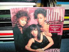 Body-Easy to love LP 1990