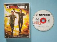 DVD Film Ita Commedia 21 JUMP STREET jonah hill ex nolo no vhs cd lp mc (T3)