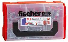 Fischer Fixtainer Die Power und Schlauer Box mit Duopower / Duotec + Schrauben