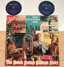 DUTCH SWING COLLEGE BAND - The Story  (PHILIPS 1969 / 2LP / vg++/m-)