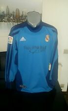 CAMISETA SHIRT VINTAGE ADIDAS GOALKEPPER PORTERO REAL MADRID TALLA XL