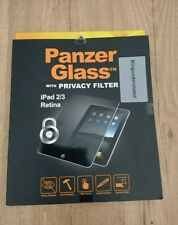 Panzer Glass With Privacy Filter iPad 2/3 Retina BRAND NEW RRP £40