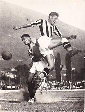 Calcio-Football Foto riproduzione anni'60 Caligaris Juventus