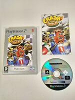 PlayStation 2 Game - Crash Nitro Kart UK PAL PS2  *FREE UK POST*