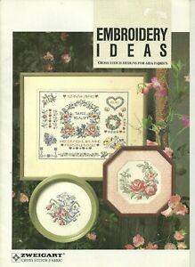 Embroidery Ideas by Zweigart