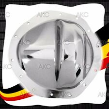 """14 BOLT 9.5"""" RING GEAR CHROME STEEL REAR DIFFERENTIAL COVER FOR 73-UP CHEVY GMC"""