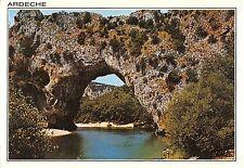 BT3297 Vivarais les gorges de l ardeche le pont d arc      France