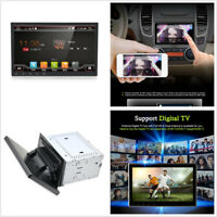 """Android 7.1.1 2Din 10.1"""" HD Stereo Radio DVD Player GPS Wifi 3G/4G BT Quad-Core"""