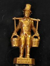 Hummel/Hamburg Copper Colored figurine Great Vintage Condition approx 4 1/2 in.