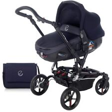 Brand new Jane epic matrix travel system Sailor with bag seat liner & raincover