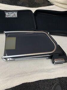 Bentley GTC GT continental Windscreen Wind Deflector OEM 3W7.862.955.F With Case