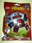 LEGO MIXELS 41513 GOBBA 57 PCS NEW CARTOON NETWORK SERIES 2 BROWN
