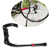 béquille vélo bicyclette VTT support latérale en alliage d'aluminium réglable
