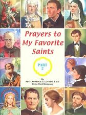 Prayers to My Favorite Saints (Part 2) (St. Joseph