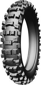 Rear Tire AC-10 Cross 110/90-19 62R Bias TT Michelin 20671