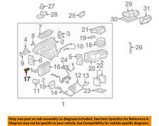 MERCEDES OEM 06-11 E350 Air Conditioner-Expansion Valve 2308300184