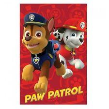 Plaid polaire PAT PATROUILLE Paw Patrol 100x150cm  * NEUF *