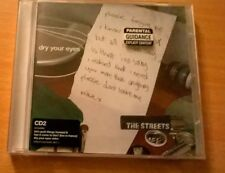 THE STREETS - DRY YOUR EYES -2004  CD