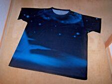 Herren Marken - Designer T-Shirt - Übergröße 3XL / XXXL - USA Sky / Stars