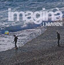 I MUVRINI - IMAGINA (GERMAN VERSION)  CD  15 TRACKS WORLDMUSIC  NEU