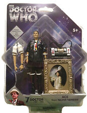 "DOCTOR WHO - 5"" Ace 'Silver Nemesis' Action Figure (Character) #NEW"