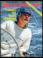 SI: Sports Illustrated July 4, 1977 Ted Turner, Boating GOOD