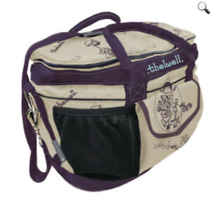 HY Equestrian Thelwell Country Grooming Bag