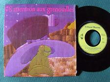 POSLANIEC: Attention aux grenouilles - EP 33T L'OISEAU MUSICIEN REILLANNE 04110