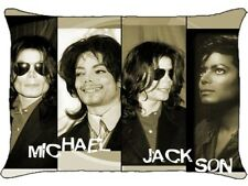 New Michael Jackson MJ Pillow Case Bed Decor Gift