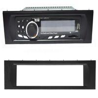 Car Stereo Panel Plate Fascia Facia Surround Radio Adaptor Trim For AUDI A4 Din