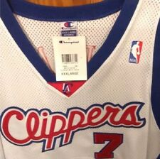 Lamar Odom Authentic LA Clippers Jersey Throwback Size 56 (3X) NBA Champion